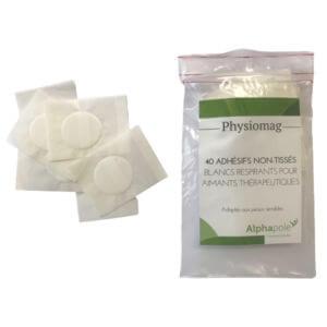 Adhesifs Physiomag Alphapole