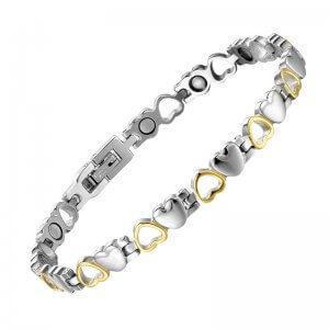 bracelet amo bicolore Alphapole