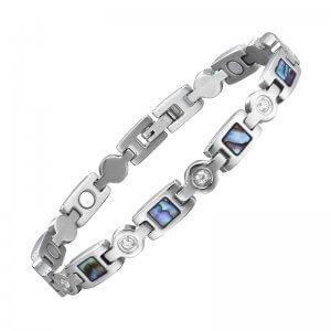 bracelet aya argent Alphapole