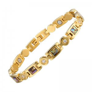 bracelet aya or Alphapole
