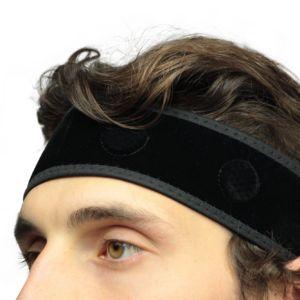 Bandeau de tête magnétique