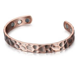bracelet magnétique cuivre Krista