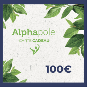 Carte Cadeau 100 Euros Alphapole