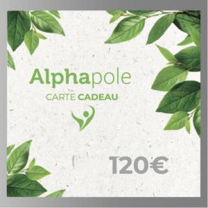 Carte Cadeau Alphapole
