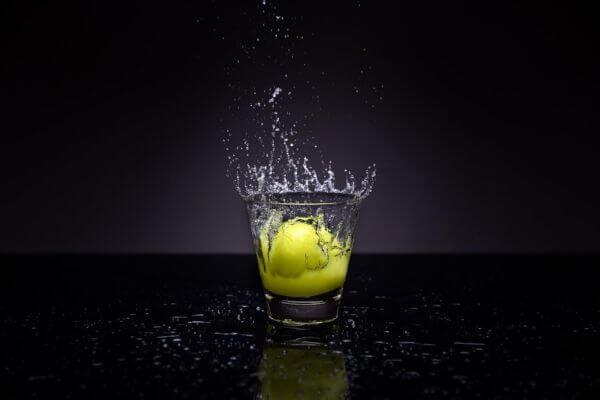 jus tiède citronné, bienfaits, santé