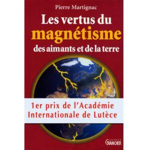 couverture du livre les vertus du magnetisme